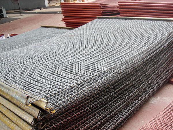 振动VWIN娱乐城又名轧花网、震动VWIN娱乐城、钢丝编织网、冲孔网、振动筛板等。